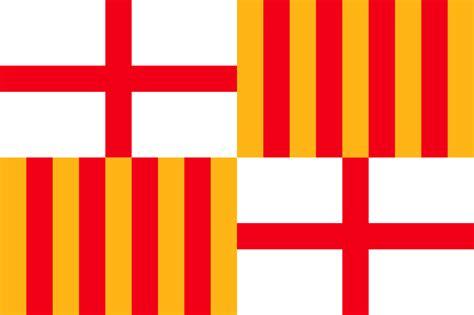 Barcelona Flag | file flag of barcelona svg wikipedia