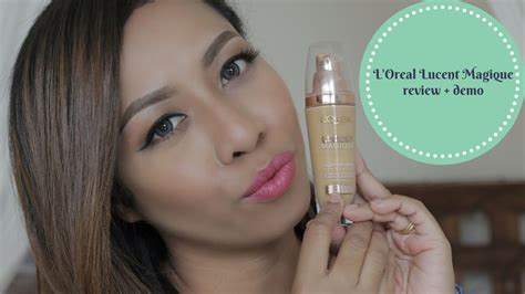 Produk L Oreal Indonesia l oreal lucent magique review demo indonesia sub