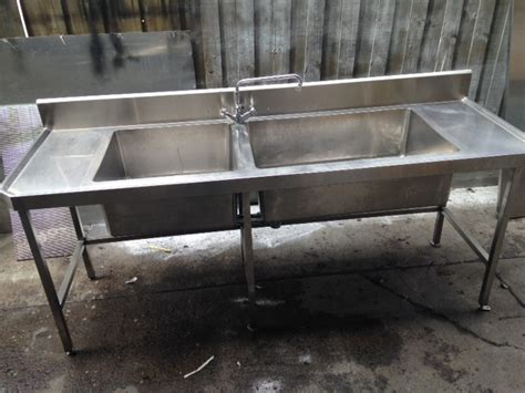used commercial stainless steel sinks for sale double bowl commercial stainless steel affordable