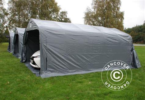 tenda garage tenda garage pro 3 6x6 0x2 7 m pvc con pavimento