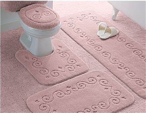 Bath Rugs For Your 40s 50s Or 60s Bathroom Retro Renovation Vintage Bathroom Rugs