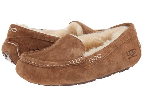 uggs slippers ugg ansley at zappos
