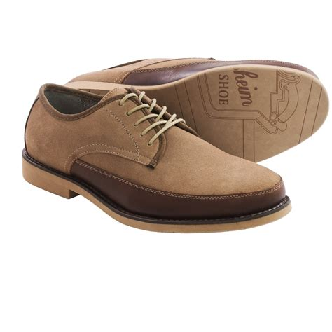 florsheim oxford shoes florsheim rival moc toe oxford shoes for 115um