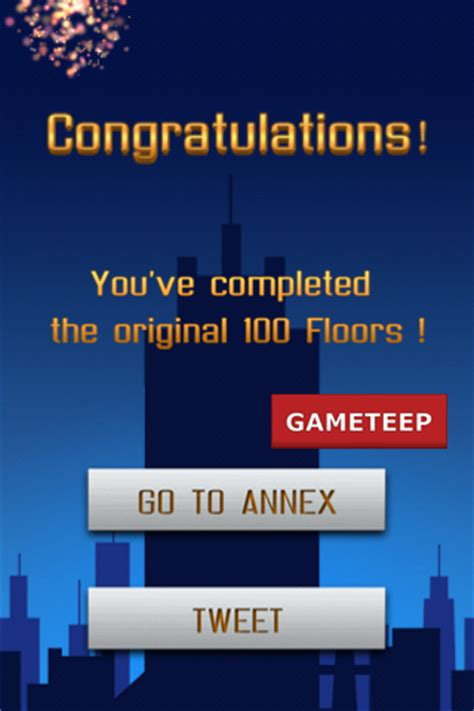 100 Floors Level 41 Tower - 100 floors level 100 gameteep