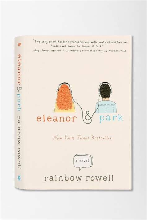 eleanor park exclusive 1250127084 1000 images about rainbow rowell on indigo posts and first love
