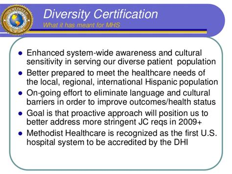 Foster Mba Application Status by Hca Healthcare Diversity Presentation
