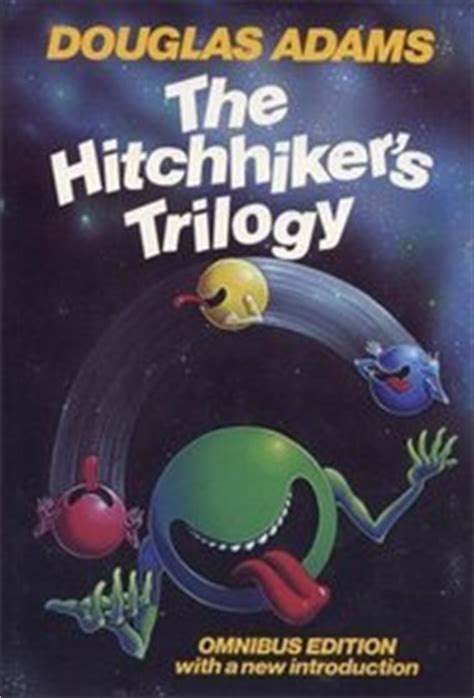 douglas the hitchhiker trilogy the hitchhiker s trilogy hitchhiker s guide 1 3 by