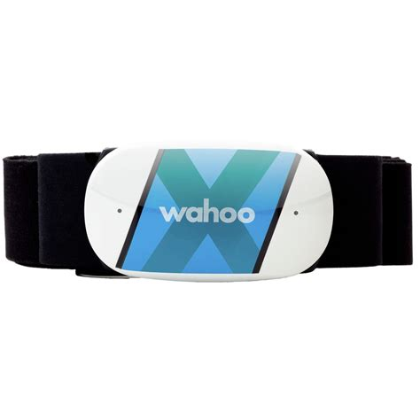 wahoo tickr x tutorial wahoo fitness tickr x heart rate monitor competitive cyclist
