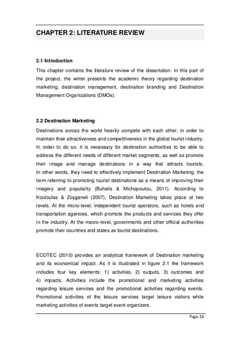 local thesis abstract help with tourism dissertation abstract