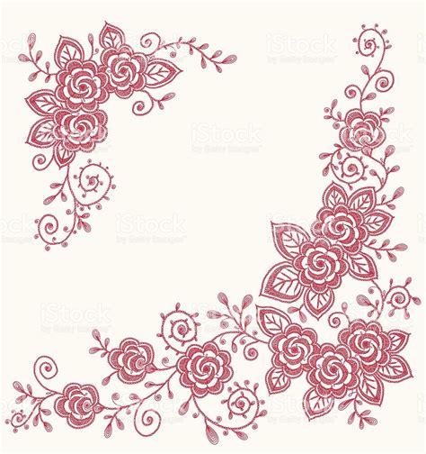 flower lace clipart   clipartsgram
