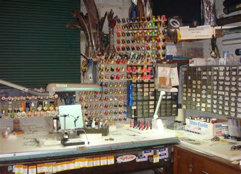 homemade fly tying bench show us your bench part 1 hatches fly tying magazine
