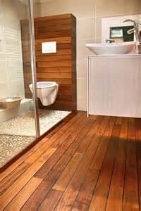 entretien parquet teck salle de bain carrelage imitation teck meilleures images d inspiration