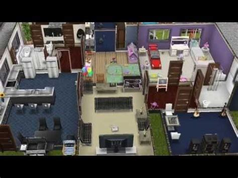 sims freeplay player designed house my player design house in sims freeplay youtube
