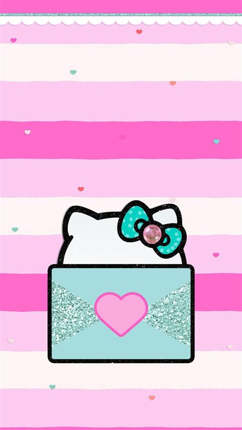 imagenes de hello kitty que brillen 17 best images about hello kitty wallpapers on pinterest