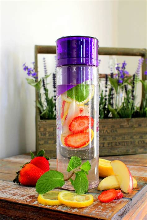 Detox Water by Detox Water Thats Pretty I Prefer To Let Them Sit For
