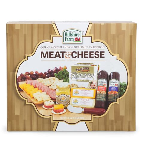 hillshire farms gift baskets for christmas summer sausage and cheese gift box gift ftempo