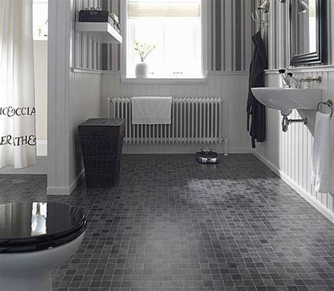 Vinyl Bathroom Flooring Ideas by 15 Amazing Modern Bathroom Floor Tile Ideas And Designs