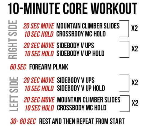 10 minute workout you can do anywhere workouts