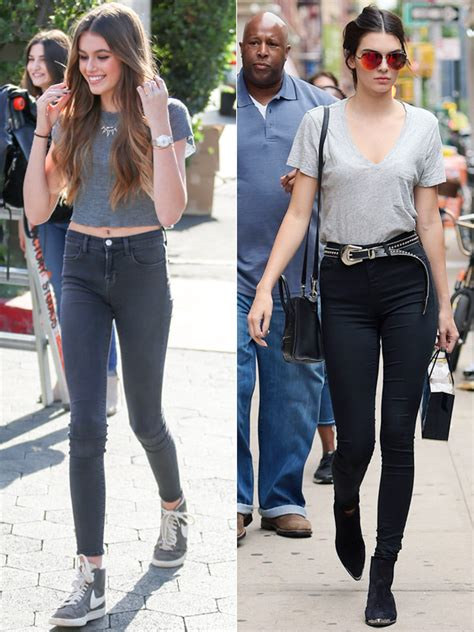 kaia gerber next supermodel kaia gerber is the next kendall jenner here s why