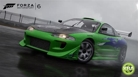 Auto Tuning Xbox One by Forza Motorsport 6 S Fast Furious Car Pack Out Now