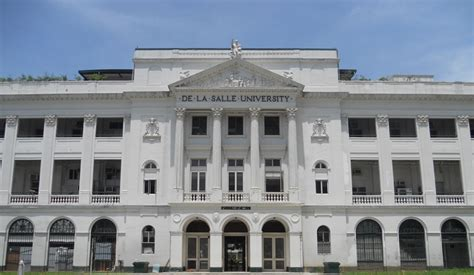 Lasalle Mba Graduation by Expats Guide Philippine Universities Philippine Primer
