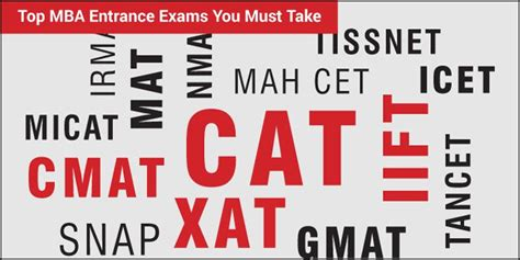 Somaiya Entrance Test For Part Time Mba by Top Mba Entrance Exams You Must Take
