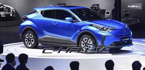 toyota ev 2020 preview toyota c hr ev 2020 mobil masa depan dengan