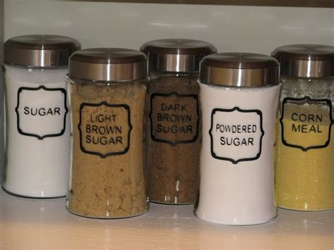 chevron kitchen canister labels on luulla hidden staircase storage please as punch feature a