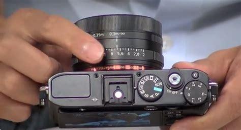 Kamera Sony Rx1 sony rx1 kamera kompak frame rp 30 jutaan