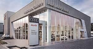 Audi Dealerships In California The New Deal