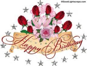 Animated Happy Birthday Wishes For Happy Birthday Glitter Animated Birthday Orkut Scraps