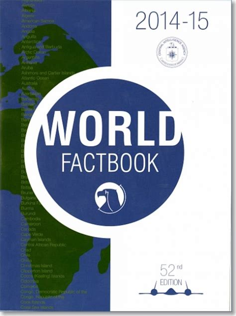 The Cia World Factbook 2014 the world factbook 2014 2015 u s government bookstore