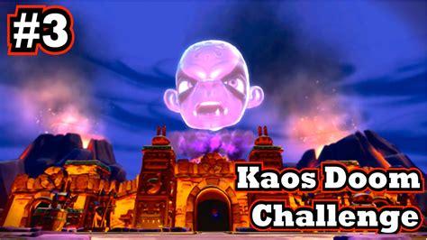 Kaos Team We skylanders trap team kaos doom challenge horrible