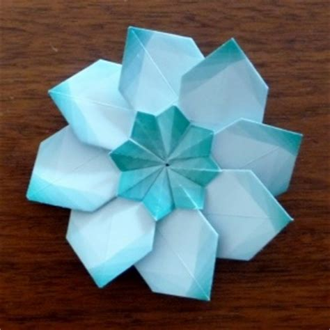Types Of Origami Flowers - the world s catalog of ideas