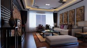 Chinese Living Room by Chinese Classical And Modern Style Living Room Interior