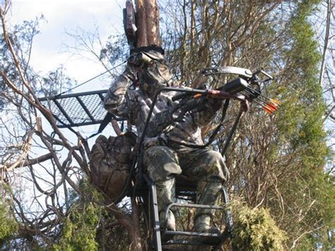 where can i get a tree stand using crossbows in a treestand grand view outdoors