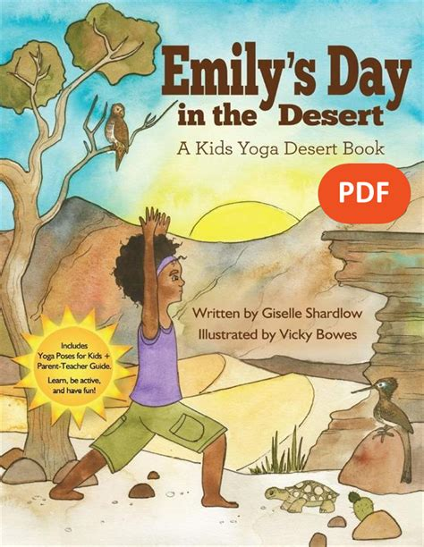 story books with pictures pdf emily s day in the desert pdf