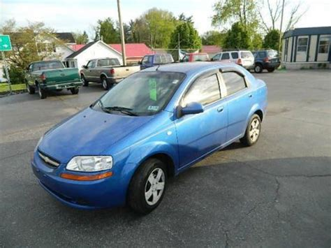 Where To Buy Hurricane Ls by Buy Used 2006 Chevrolet Aveo Ls In 2855 St Hurricane West Virginia United States For Us