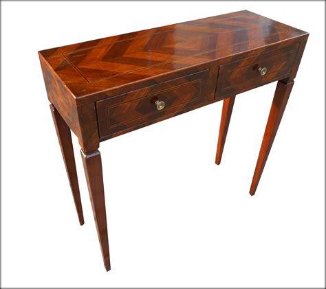 tavolini da ingresso piccolo tavolino da ingresso con venatura spinata la