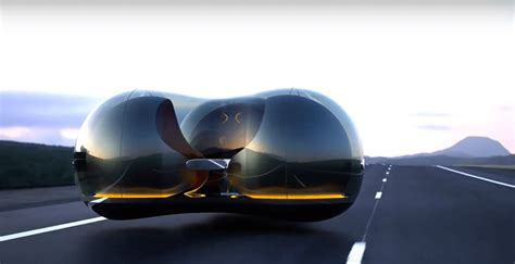 2020 Renault Float Future Revolution Air Car by Hover Of The Future Automotive