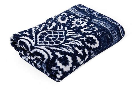 navy bath towels fresco bath towel navy white