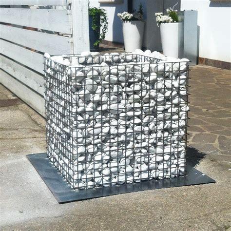 sti per vasi in cemento porta vaso in rete elettrosaldata rovigofer srl