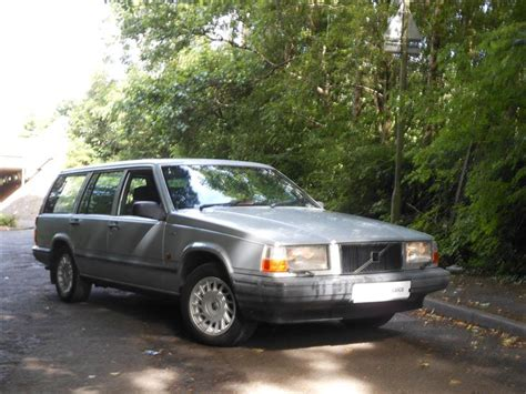 classic volvo  turbo diesel estate manual  mi  sale classic sports car ref