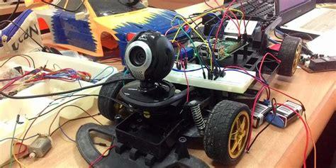 Membuat Robot Pengintai   hebat mahasiswa aceh bikin robot pengintai untuk