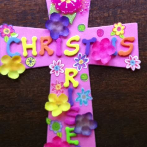 bible easter crafts for 185 best images about cross crafts on tissue