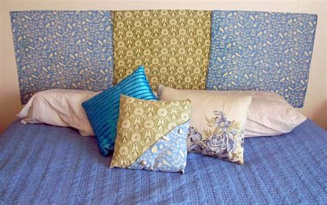 cloth covered headboards 30 best images about faux headboard project on pinterest
