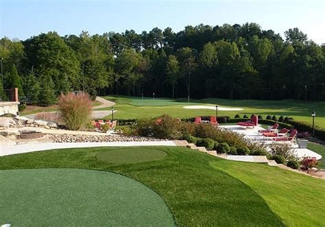 backyard golf best backyard golf holes photos golf digest