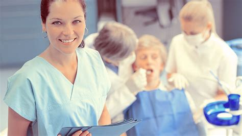 how to become a dental nurse reed co uk