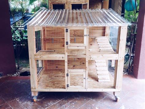 pallet house designs pallet pet house wooden bird cages