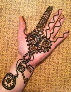 henna design generator pretty steunk tattoo inked pinterest steunk